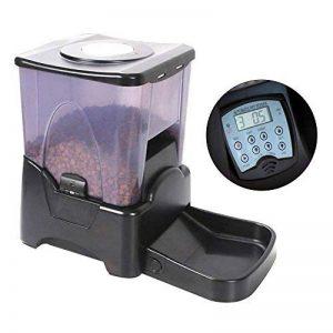 10L automatique Programme automatique Digital pour animal domestique Chat Chien Mangeoire Bol de nourriture Distributeur de la marque Teckcool image 0 produit