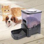 10L automatique Programme automatique Digital pour animal domestique Chat Chien Mangeoire Bol de nourriture Distributeur de la marque Teckcool image 1 produit