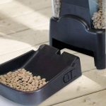 10L automatique Programme automatique Digital pour animal domestique Chat Chien Mangeoire Bol de nourriture Distributeur de la marque Teckcool image 2 produit