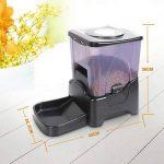 10L automatique Programme automatique Digital pour animal domestique Chat Chien Mangeoire Bol de nourriture Distributeur de la marque Teckcool image 4 produit