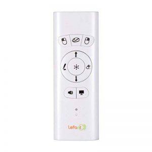 2,4 GHz Télécommande sans Fil Rouge Laser Pointeur Presenter Pen 20 M Télécommande PPT Présentation Powerpoint Pen Laser de la marque Dailyinshop image 0 produit