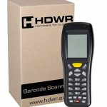 2.4G inalámbrico colector de datos, inventario, terminal inalámbrico, 1D EAN13, UPC código de barras escáner lector, memoria interna, HDWR HD-PS6C de la marque HDWR image 1 produit