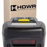 2.4G inalámbrico colector de datos, inventario, terminal inalámbrico, 1D EAN13, UPC código de barras escáner lector, memoria interna, HDWR HD-PS6C de la marque HDWR image 2 produit