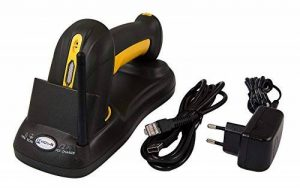 2.4G sans fil 1D lecteur de codes-barres scanner de codes-barres IP65 résistance à la chute industrielle, la charge inductive, HDWR HD-SL95I de la marque HDWR image 0 produit