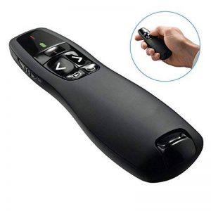 2.4Ghz USB présentateur sans fil pointeur laser PPT télécommande pour la présentation du PowerPoint de la marque GuDoQi image 0 produit