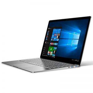 """(2018 Nouvelle Edition)CHUWI lapbook Air 14.1 """"ordinateur portable jusqu'à 2,2 GHz Ultrabook Intel Celeron n3450 (14,1 Écran FHD, 1920 x 1080p, Windows, 10, 8 Go RAM, 128 Go de ROM, capteur G de la marque CHUWI image 0 produit"""