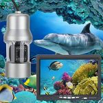 """20M 7 """"TFT DVR enregistreur vidéo de pêche sous-marine système caméra 0-360 degré vue, à télécommande, 14x White Lights de la marque FFANDESHIJIE image 1 produit"""