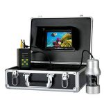 """20M 7 """"TFT DVR enregistreur vidéo de pêche sous-marine système caméra 0-360 degré vue, à télécommande, 14x White Lights de la marque FFANDESHIJIE image 3 produit"""