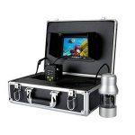 """20M 7 """"TFT DVR enregistreur vidéo de pêche sous-marine système caméra 0-360 degré vue, à télécommande, 14x White Lights de la marque FFANDESHIJIE image 4 produit"""