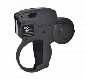 22 x 12   E8 etiqueteuse prix avec 7,000 etiquettes & 2 x encre de rechange (Price Gun Kit) de la marque Swift image 0 produit