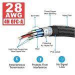 4K Câble HDMI 2.0/a/b 2M High Speed,Support 4K Ultra HDTV , UltraHD, FullHD ,HDR, Ethernet, 3D et ARC-CEC pour TV, Ordinateurs Portables, PS3/4, Xbox, Projecteur, Moniteur, DVD ,PC ,Laptop de la marque BOYG image 3 produit