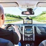 """5"""" GPS Automatique de Voiture Moto 8GB, NickSea Appareil de Navigation Écran Tactile, Intégrer Le Système des Instructions Vocales, Système de Navigation avec Multi-Langues Gratuites Cartes de la marque NickSea image 1 produit"""