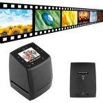 5 mégapixels 35 mm Film négatif visionneuse de Diapositives Scanner Couleur USB Couleur Photo intégré 2,4 Pouces écran LCD Couleur de la marque Redstrong image 3 produit