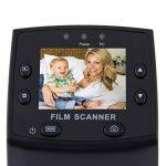 5 mégapixels 35 mm Film négatif visionneuse de Diapositives Scanner Couleur USB Couleur Photo intégré 2,4 Pouces écran LCD Couleur de la marque Redstrong image 4 produit