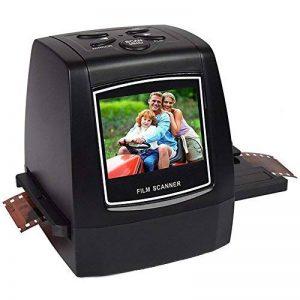 5MP 10MP 35mm Portable SD Carte Film Scan Scanners Photo Film Négatif Slide Viewer Scanner USB MSDC Film Monochrome Diapositive EC718 de la marque Productos neutros image 0 produit