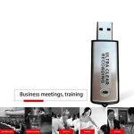 8 Go/16 Go Mini Enregistreur vocal audio rechargeable Dictaphone USB Flash Drive CR907 pour la réunion Regard de la marque Regard Natral image 2 produit