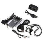 8GB LCD 650Hr Audio Numerique Enregistreur Dictaphone MP3 Rechargeable Espion (gris) de la marque EXCITES_FR image 1 produit