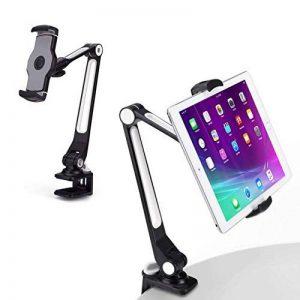 AboveTEK Support iPad, support tablette en aluminium à long bras pour iPad - Noir de la marque AboveTEK image 0 produit