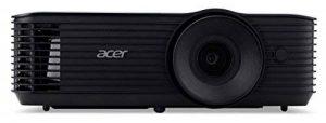 Acer BS-312 Vidéoprojecteur (X138WH) DLP 3700 ANSI Lumens 1920x1200 Pixels Noir de la marque Acer image 0 produit
