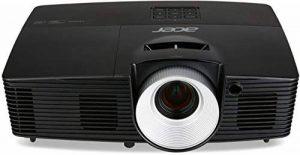 Acer P1287 3D XGA DLP-Projektor (4.200 ANSI Lumen, Kontrast 17.000:1, XGA 1024 x 768 Pixel, HDMI/MHL Anschluss, 144 Hz Triple Flash) schwarz de la marque Acer image 0 produit