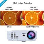 acheter vidéoprojecteur hd TOP 4 image 1 produit