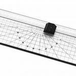 ACROPAQ *4-in-1 set*: Plastifieuse A4 ET Rogneuse ET Arrondisseur d'angles ET Pochettes ('kit de demarrage') de la marque Acropaq image 1 produit