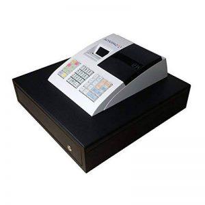 ACROPAQ CR60 Caisse enregistreuse thermique Noir/Blanc - Video's d'utilisation disponible! - Grand tiroir! de la marque Acropaq image 0 produit