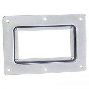 Adam Hall - Cuvette encastrable avec fenêtre code barres de la marque Adam Hall image 0 produit