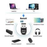 Adaptateur Bluetooth 2pcs, adaptateur réseau Bluetooth pour enceinte Bluetooth, casque Bluetooth, smartphone et tablette, imprimante Bluetooth, Bluetooth Vidéoprojecteur, PC/netbook de la marque Opluz image 1 produit