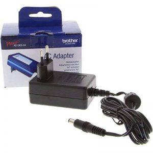 Adaptateur réseau pour Brother P-Touch 1750, adaptateur pour le raccordement à alimentation électrique Étiqueteuse PT 1750 de la marque Brother image 0 produit
