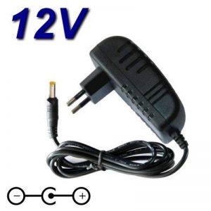 Adaptateur Secteur Alimentation Chargeur 12V pour Scanner Canon Canoscan 5200F de la marque TopChargeur image 0 produit