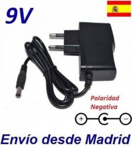 Adaptateur Secteur Alimentation Chargeur 9V pour Remplacement Calculatrice CASIO FX-802P puissance du câble d'alimentation de la marque CARGADOR ESP image 0 produit
