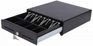 ADONIA TEQ-410-TPE tiroir Porte-monnaie Noir de la marque Adonia image 0 produit