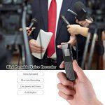 Aibecy 16Go enregistreur vocal numérique MP3 Music Player Activer l'enregistrement audio avec fente pour carte haut-parleur pour les étudiants conférences de la marque Aibecy image 2 produit