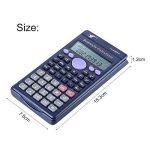 Aibecy Calculatrice Scientifique 240 Fonctions 2 Lignes LCD d'Affichage Lycée Moyen Etudiants SAT / AP Calculer Compteur de la marque Aibecy image 2 produit