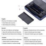 Aibecy Calculatrice Scientifique 240 Fonctions 2 Lignes LCD d'Affichage Lycée Moyen Etudiants SAT / AP Calculer Compteur de la marque Aibecy image 4 produit