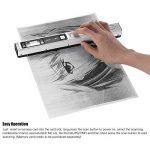 Aibecy Mini Scanner de Documents Scanner Portable Coloré & Mono - 900DPI - Format JPEG/PDF - USB Alimentation (B) de la marque Aibecy image 4 produit