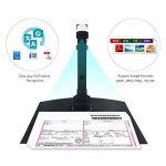 Aibecy Scanner de document Scanner portatif de livre de HD A4/B5/A5 USB 5 méga-pixels pour Classe Banque Bibliothèque Bureau de la marque Aibecy image 2 produit
