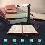 Aibecy Scanner de document Scanner portatif de livre de HD A4/B5/A5 USB 5 méga-pixels pour Classe Banque Bibliothèque Bureau de la marque Aibecy image 3 produit