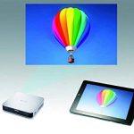 Aiptek MobileCinema i70 Vidéoprojecteur DLP 854 x 480 Wi-FI/HDMI de la marque Aiptek image 3 produit