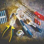 Airmall Lot de 3 Ruban Equivalent À Dymo Rhino Étiquettes 18444 S0718600 Industrielles Vinyle 12mm x 5,5m Noir Sur Blanc Compatible avec L'étiqueteuse Dymo Rhino 1000 3000 4200 5000 5200 6000 de la marque Airmall image 3 produit