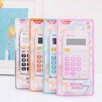 AiSi Calculatrice de Poche Mini avec Cordon 8 Chiffres Couleur Aléatoire de la marque AiSi image 4 produit