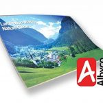 Albyco 100 Pochettes à plastifier / pochettes de plastification 2x75 micron, Format A4, extra brillant de la marque Albyco image 3 produit