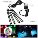 AMBOTHER LED RGB Ruban Bande Néons APP Contrôleur Multicolor Auto12V de la marque AMBOTHER image 4 produit