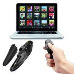 Amer goudron USB sans fil Presenter pointeur laser télécommande PowerPoint Clicker Pen Présentation PPT de la marque AMERTEER image 4 produit