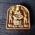 Amulet Phra Yodkhumpol/Véritable e Thaïlande/Pendentif Porte Bonheur/Pendentif Bouddha/en Direct des Temples/Thaïlande … de la marque Amulet image 2 produit