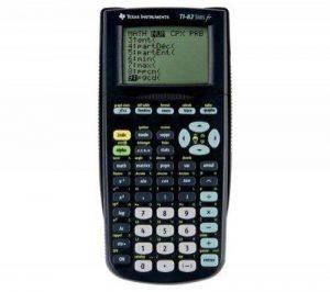 [Ancien Modèle] Texas Instrument TI-82 Stats.fr Calculatrice graphique pour lycée et bac pro de la marque Texas Instruments image 0 produit