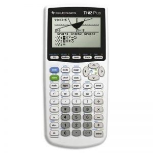[Ancien Modèle] Texas Instruments TI 82 PLUS Calculatrice Graphique de la marque Texas Instruments image 0 produit
