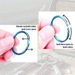 anneau reliure métal TOP 3 image 2 produit