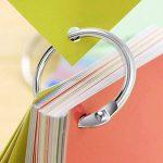 anneau reliure métal TOP 6 image 1 produit